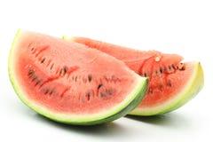 klipp vattenmelonen Royaltyfri Bild
