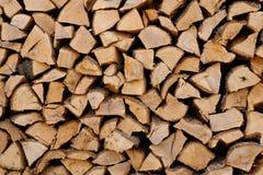 Klipp wood bakgrund Royaltyfri Fotografi