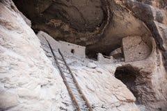 klippaboningar gila Arkivfoton