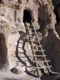 klippadwelling Royaltyfri Fotografi