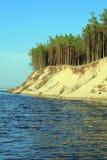 klippaflod Arkivbilder