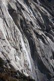 klippavattenfall Fotografering för Bildbyråer