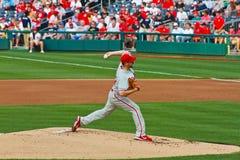 Klippe Lee Philadelphia Phillies Lizenzfreie Stockbilder