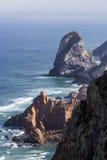 Klippen in Cabo DA Roca stock fotografie