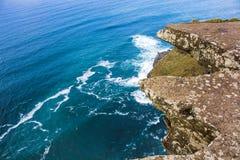 Klippen van Moher-landschap, Ierland, Europa royalty-vrije stock fotografie