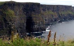Klippen van Moher-Provincie Clare Ireland 2 Stock Afbeelding