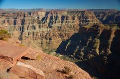 Klippen von Grand Canyon Lizenzfreies Stockfoto