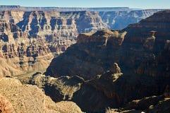 Klippen von Grand Canyon Lizenzfreie Stockbilder