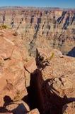 Klippen von Grand Canyon Stockfoto