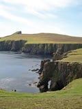 Klippen von Hebrides Lizenzfreie Stockbilder
