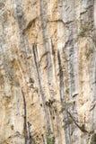 Klippentextuur stock afbeelding