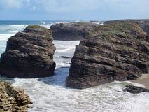 klippor Arkivbilder