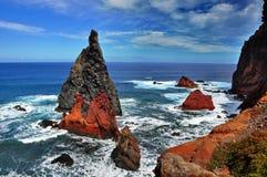 klippor en styrka av naturen Arkivbilder