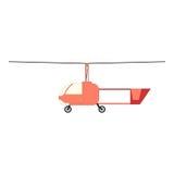 Klipsk helikoptersamlingsvektor Helikoptrar flyger flygtransport- och himmelrotorhelikoptrar Helikopterlopp vektor illustrationer