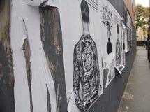 Klipsk utnämning för gata Royaltyfria Bilder