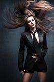 klipskt hår Royaltyfri Fotografi