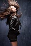 klipskt hår Fotografering för Bildbyråer