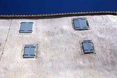 Klis fortess. Klis fortress near Split, Croatia royalty free stock photo