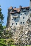 Klislott - Dracula s slott Arkivbilder