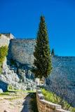 Kliss slott Dubrovnik Royaltyfri Fotografi