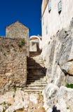 Kliss slott Dubrovnik Royaltyfria Bilder