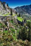 Kliss slott Dubrovnik Royaltyfri Foto