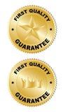 Klistermärkear - första kvalitet arkivfoton