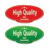 Klistermärkear - hög kvalitet arkivbild