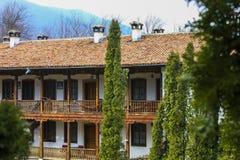Klisura kloster, Bulgarien Arkivbilder