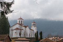 Klisura Monastery, Bulgaria Royalty Free Stock Photo