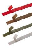 Klitbandstroken royalty-vrije stock afbeelding