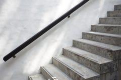 Kliver trappan Arkivfoto
