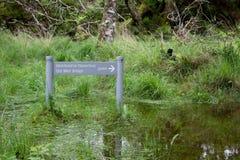 Kllarney jezior krajobraz Obrazy Royalty Free