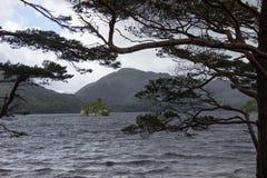 Kllarney jezior krajobraz Zdjęcia Stock