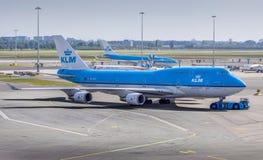 KLM Στοκ Εικόνες