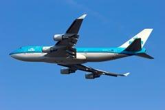 KLM Boeing 747 Stock Photos