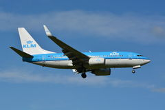 KLM Boeing 737 Next Gen / MSN 38127 / PH-BGP Stock Images