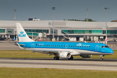 KLM Stock Photography