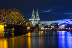 Köln - Deutschland Lizenzfreies Stockbild
