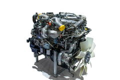 50 Klocka bilmotor Royaltyfri Foto