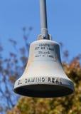 klocka Camino Real Royaltyfria Bilder