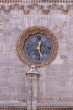 Klocka för domkyrka för St Stephen ` s Fotografering för Bildbyråer