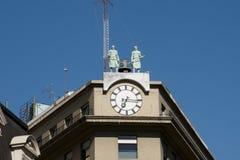 Klocka klocka - Buenos Aires - Argentina Royaltyfria Bilder