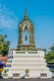 Klocka kupolWat Pho tempel bangkok Thailand Royaltyfria Foton