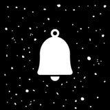 Klocka symbol Arkivbild