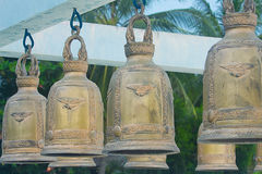 Klocka tempel Royaltyfria Bilder