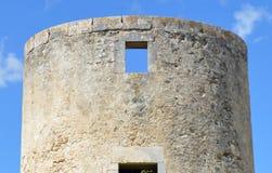 Klocka-torn Royaltyfri Fotografi