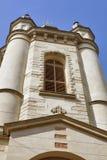 Klocka torn av armenierkyrkan i Lviv, Ukraina Arkivbilder