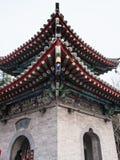 Klocka torn av den Xiangshan templet på den östliga kullen Royaltyfria Foton
