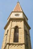 Klocka torn av domkyrkan Arkivbilder